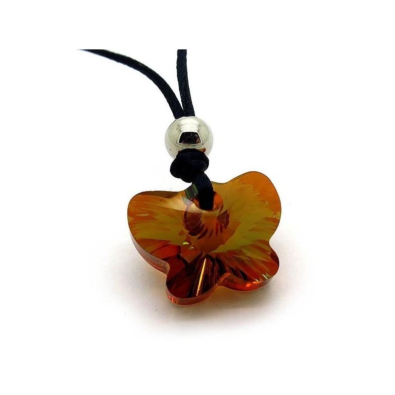 Πεταλούδα Crystal Copper