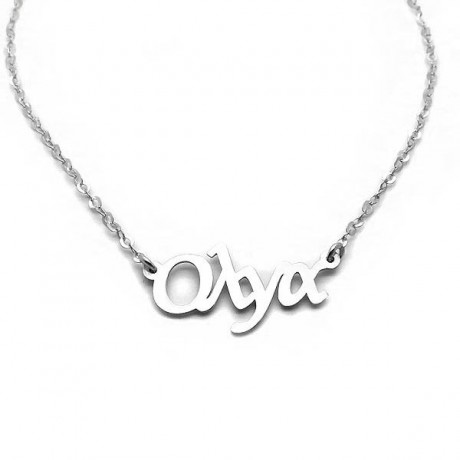 Olga Pendant made from sterling silver 925
