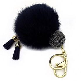 Mprelok Keychain Furnace Ball Blue