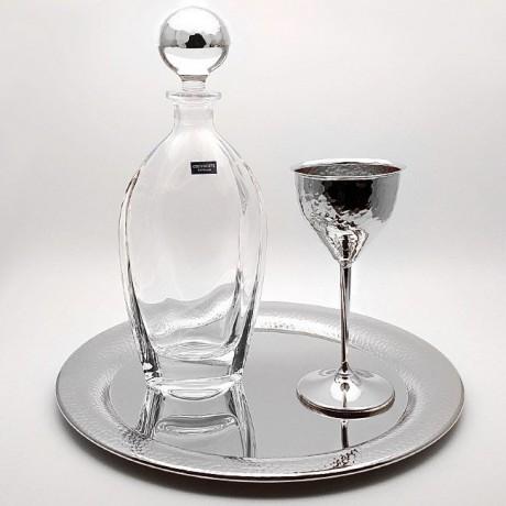 Wedding set koubarou Silver Plated
