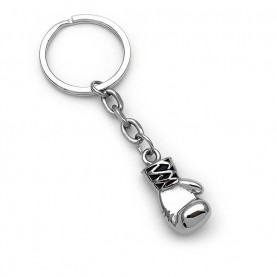 Mprelok Key ring from steel boxing small glove