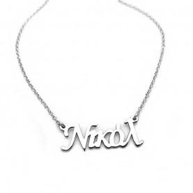 Name Necklace Nicol