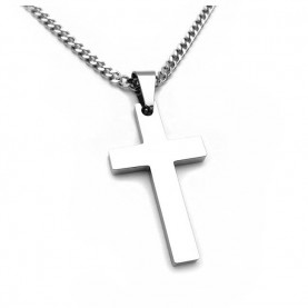 Classic simple men's cross