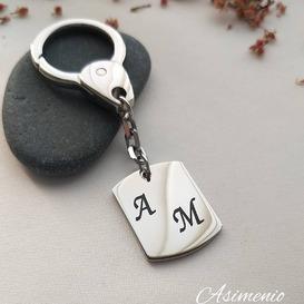 Μπρελόκ με χάραξη της επιλογής σου! Θα τα βρεις στο ASIMENIO.GR . Δωρεάν Μεταφορικά σε όλη την Ελλάδα! Καλέστε μας στο 2310 531382 . ~~~~~~~~~~~~~~~~~~~~~~~~~~~ #asimenio_gr #asimenio #jewelry #kosmimata #instajewelry #instajewels #thessaloniki #personalized #fashion #engrave #mensfashion #steel #keychain #mensbracelets #κοσμήματα #μπρελοκ #ανδρικοβραχιολι #κοσμήματα #θεσσαλονικη #βραχιόλια #ταυτοτητα #μπρελόκ #greekjewelry #χάραξη #χάραγμα #μονογραμματα #ανδρικά #δώρα #mprelok