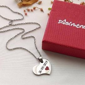 Καρδιά με χάραξη της επιλογής σου!  Θα τη βρεις στο ASIMENIO.GR . Δωρεάν Μεταφορικά σε όλη την Ελλάδα! Παραγγελίες στο 2310 531382  ~~~~~~~~~~~~~~~~~~~~~~~~~~~ #asimenio_gr #asimenio #jewelry #kosmimata #instajewelry #instajewels #thessaloniki #personalized #fashion #engrave #hearts #αγαπη #αγάπη #κοσμήματα #αφιερωση #ημερομηνία #κοσμήματα #θεσσαλονικη #heart #ταυτοτητα #καρδιες #greekjewelry #χάραξη #χάραγμα #tautotita #καρδιά #καρδια #δώρα #καρδιές